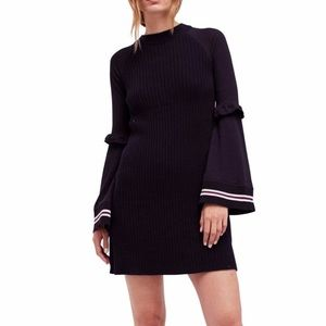 Free people knitted dress